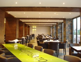 The Kitchen, main restaurant