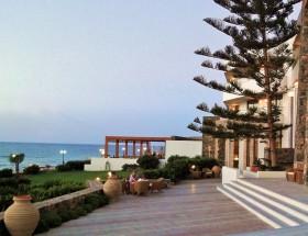 Outdoor - Sea view